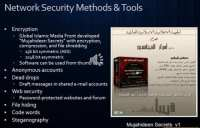 Methods and tools for network security