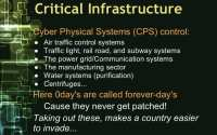 Critical infrastructure getting hit