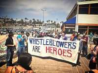 Whistleblowers protection movement