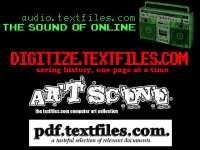 Constituents of textfiles.com