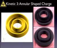 The annular shaped charge idea