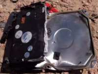 Damage to the casing