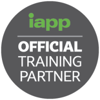 IAPP seal - official training partner