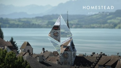 ethereum cryptocurrency homestead