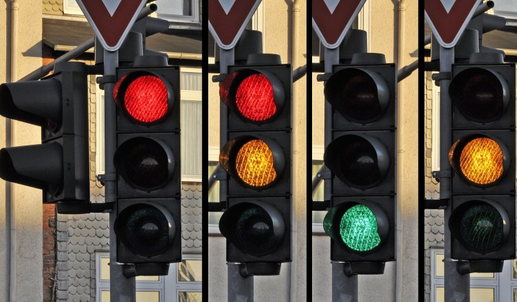 traffic light signal secure infrastructure