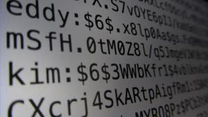 Hashed Password File