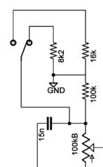 Barber Gain Changer schematic link, and few questions