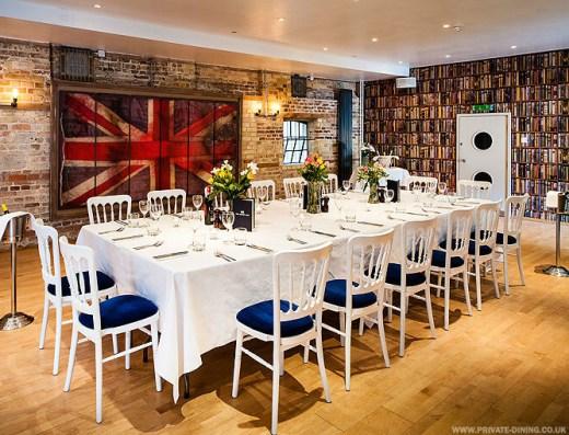 Private Dining in River Bar Cambridge CB5 8AQ