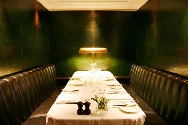 Quo Vadis Private Dining Room