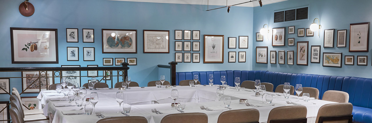 Cinnamon Club - Private Dining Room -The Gallery