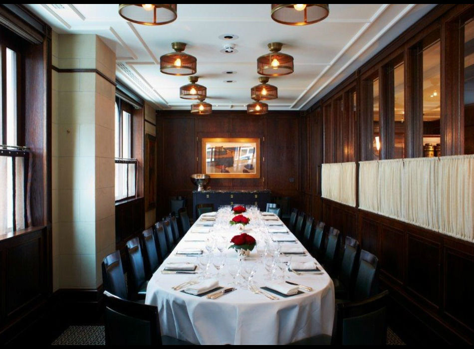 delaunay private dining room