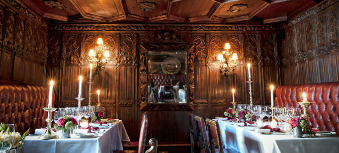 The Witchery Private Dining Edinburgh