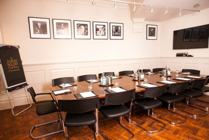 The Thomas Worthington Boardroom Private Event Space
