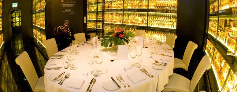 Amber Restaurant - Whisky Room
