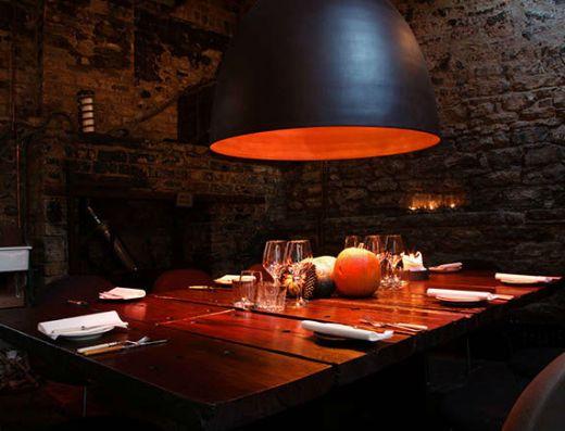 Timberyard Private Dining Edinburgh