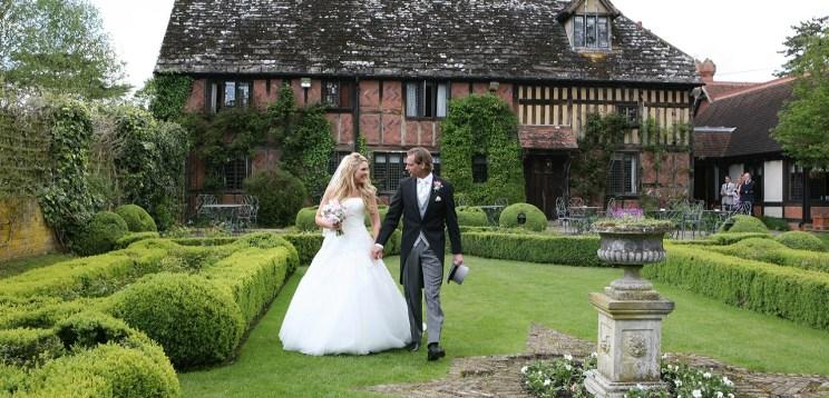 Langshott Manor Wedding Venue
