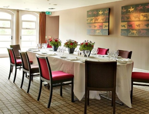 Private Dining Room Hotel Felix Cambridge