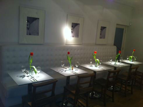 Schmooze - Liverpool Private Dining Room