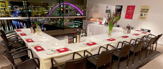 Six Restaurant Newcastle - Private Dining Room
