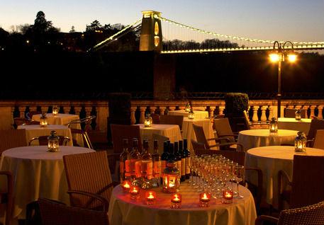 Avon Gorge Bristol Hotel Restaurant