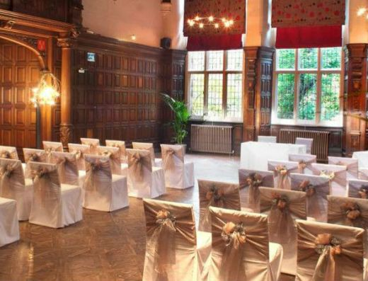 Great Hall Private Dining Room Jesmond Deene House Newcastle