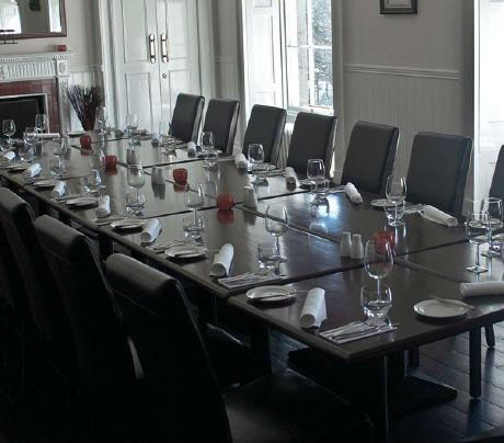 Granite Park Restaurant Dining Room
