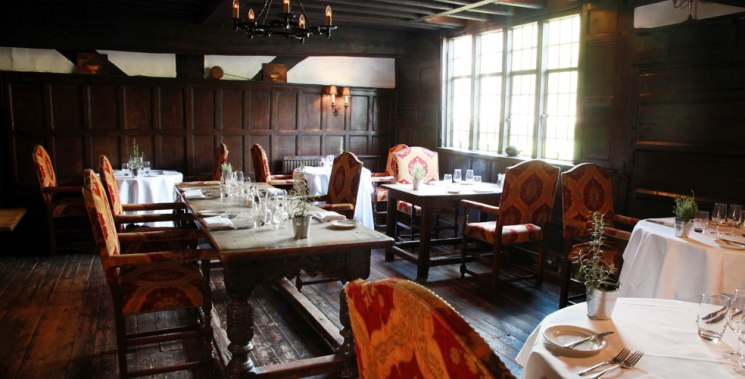 Lythe Hill Hotel Spa Private Dining in Surrey