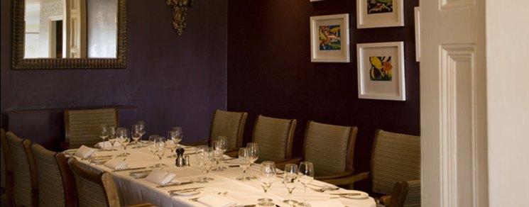 Petersham Hotel - Alcove Private Dining