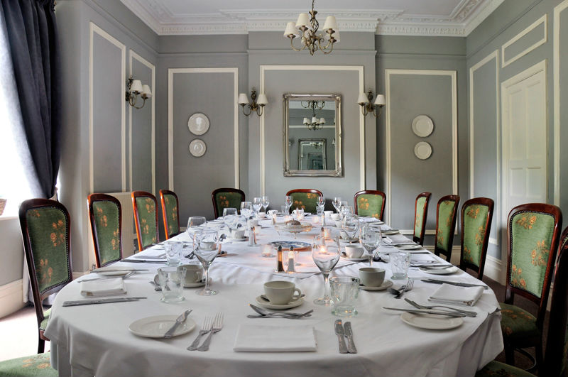 Chalk Lane Hotel Private Dining Room Surrey