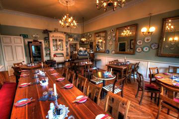 Butterfly and Pig Tea Rooms Private Dining & Functions in Glasgow