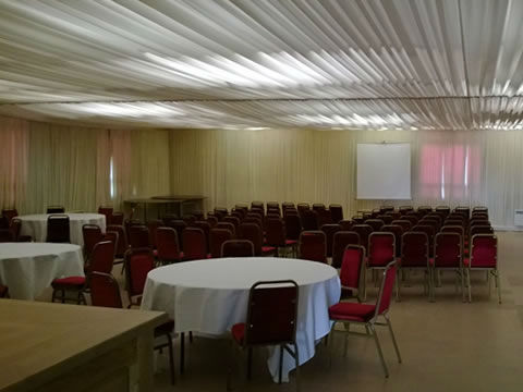 Peterborough Rugby Club - Corporate Functions Events Room