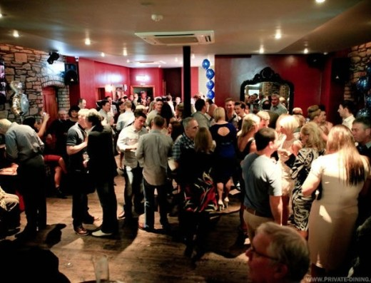 Chapel 1877 Restaurant Cardiff - Party Venue - 50 Seated 120 Standing
