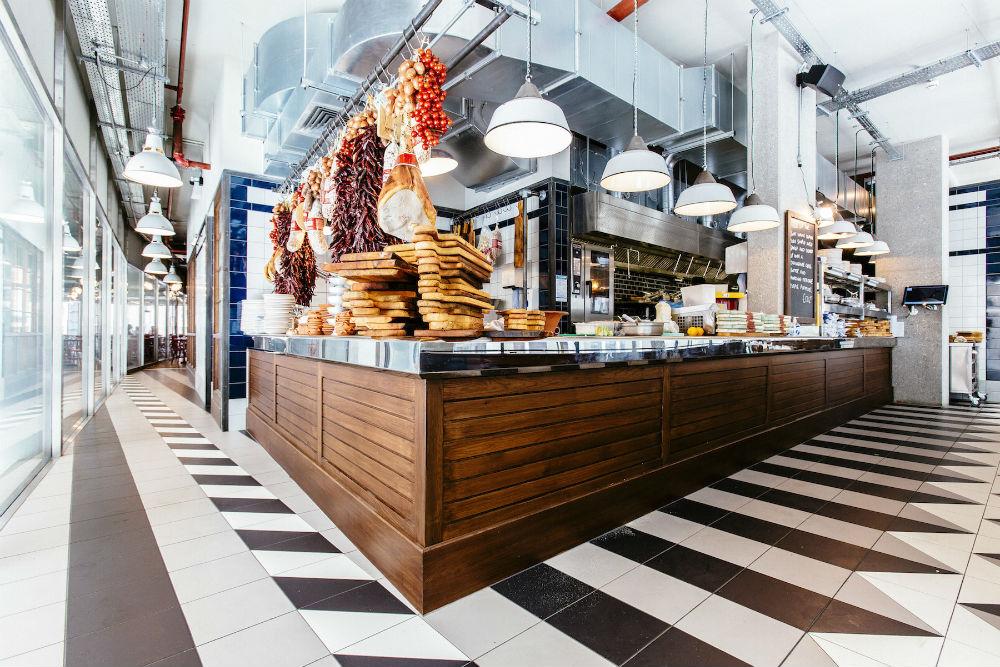 Jamie's Italian Victoria - Venue Hire -Westminster