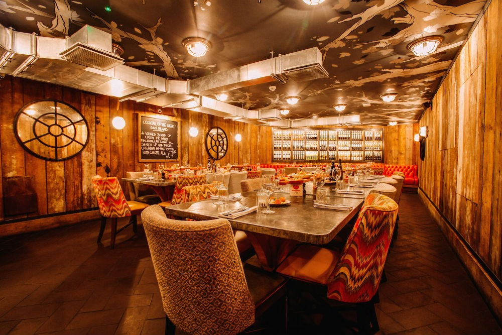 Jamie's Italian Piccadilly - Private Dining in Piccadilly