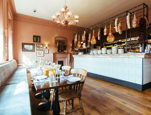 Jamie's Italian Restaurant Nottingham - Venue Hire and Private Dining in Nottingham NG1 7DL