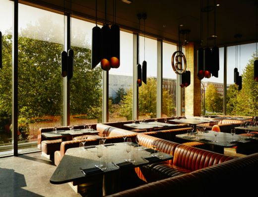Barbecoa St Pauls - Venue Hire and Private Dining in London EC4M 9AG