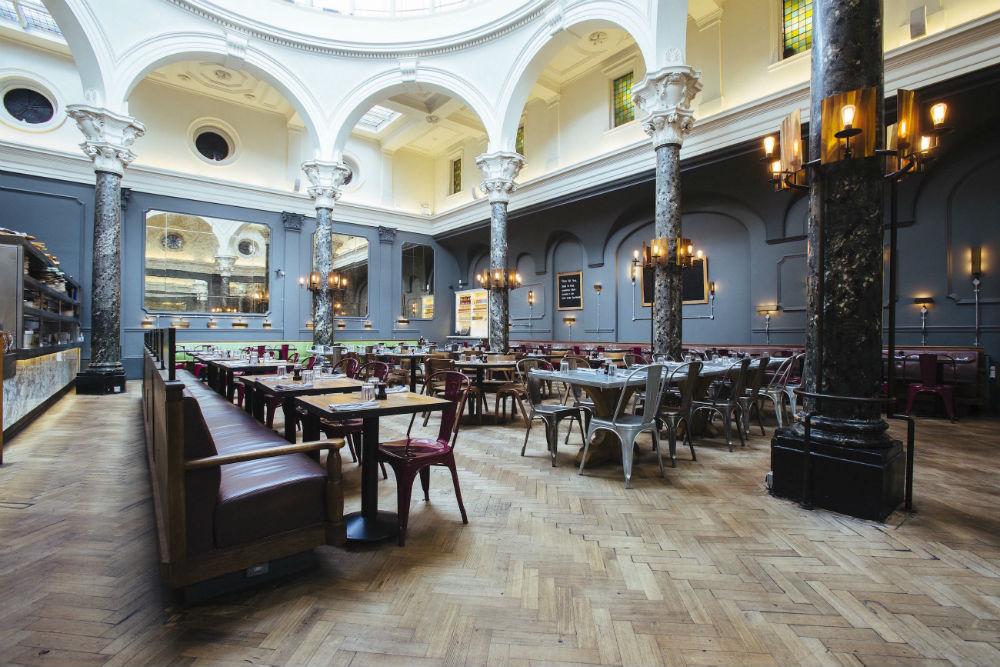 Jamie's Italian Cambridge - Venue Hire and Private Dining in Cambridge CB2 3QJ