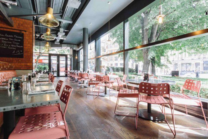 Jamie's Italian Restaurant Angel - Venue Hire in Islington