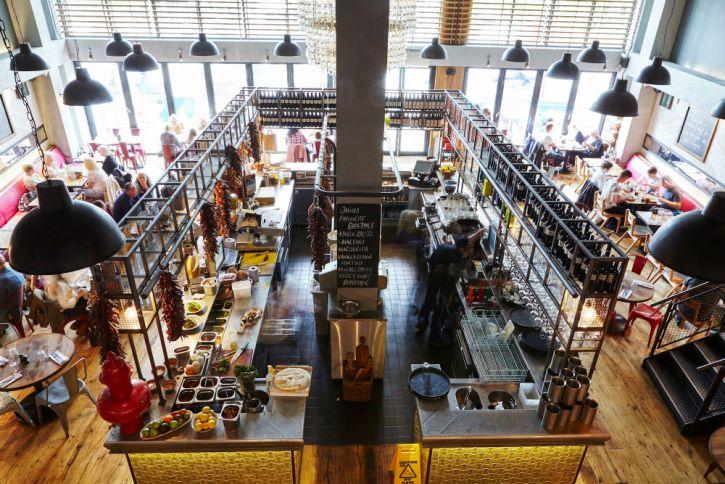 Jamie's Italian Restaurant Cardiff - Venue Hire in Cardiff