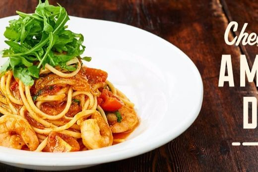 Restaurant Deals - Jamie's Italian Glasgow