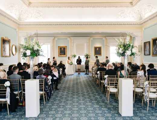 Weddings at Playfair Hall Edinburgh EH8 9DW
