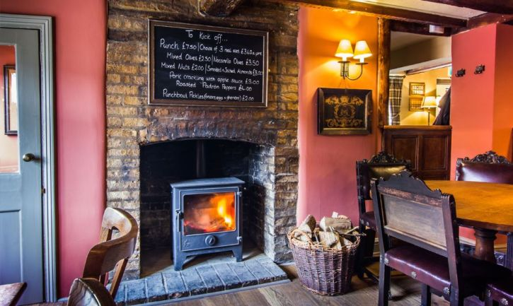 Private Events - The Crown & Punchbowl Cambridge