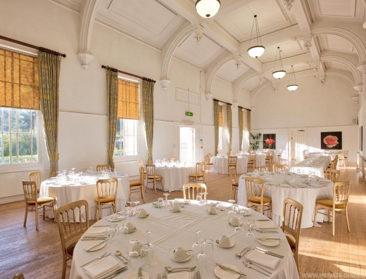 Wedding Venue - The Botanics