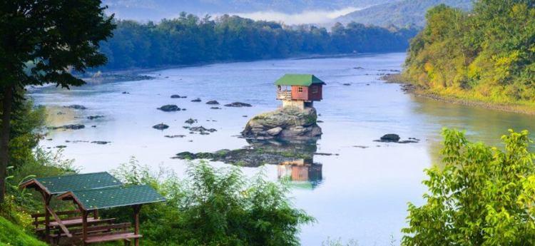 House on Drina