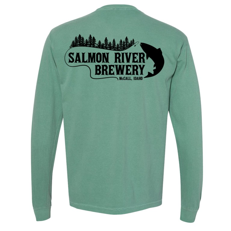 SalmonRiver_FlyGuy_M612_LightGreen_Back