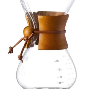 Diguo Glass Coffee Chemex with x10 filters