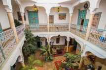 Traditional Moroccan Riad House Plans