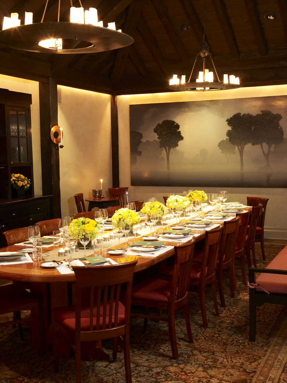 Gramercy Tavern Private Dining Rooms Of New York City
