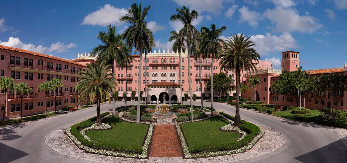 The Boca Resort Becomes Exclusive