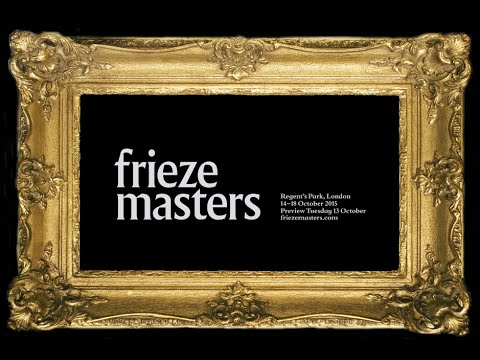 private jet charter Frieze London